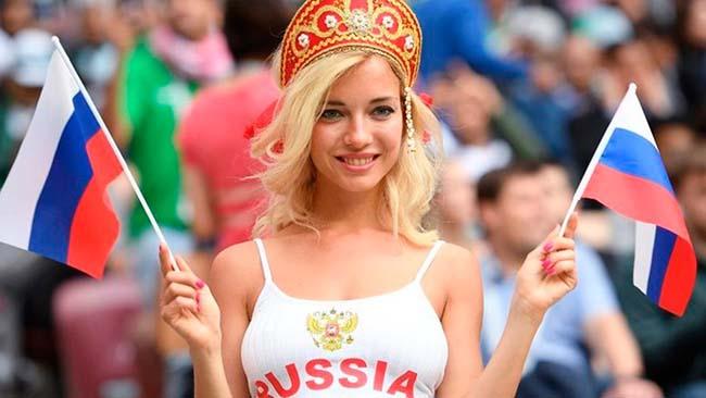 torcedora mais sexy da Copa