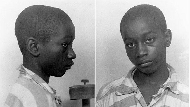 execução de George Stinney Jr