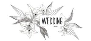 titre wedding - WEDDING