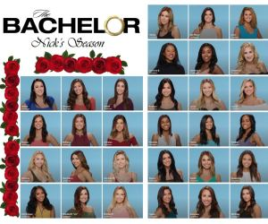 Bachelor Brackets, Cheat Sheets & More – Nick's Season!