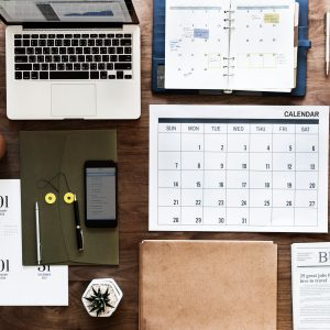 Monthly planning