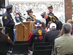 Police Memorial Service2