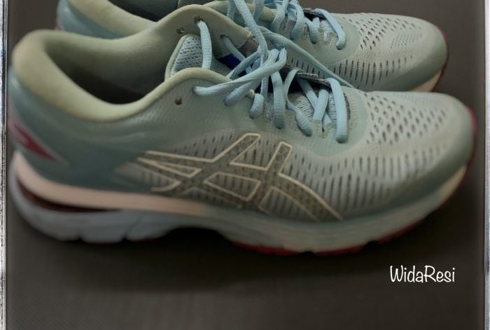Asics Gel Kayano, Build Running Form