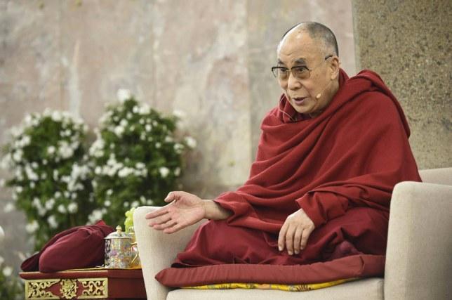 HH the Dalai Lama