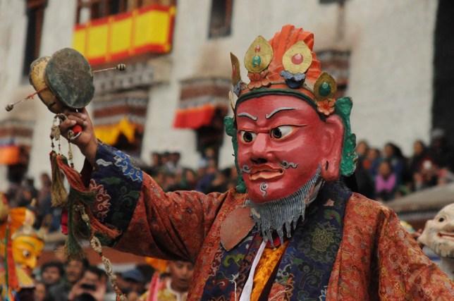 Festival in Zanskar