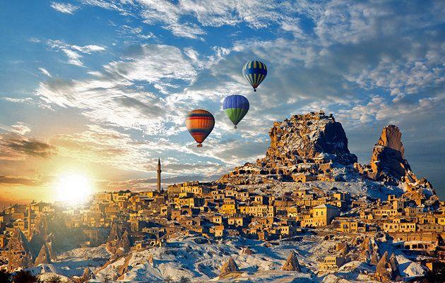 اهم اماكن سياحية في تركيا