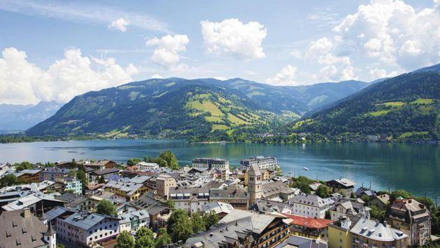اماكن سياحية في النمسا