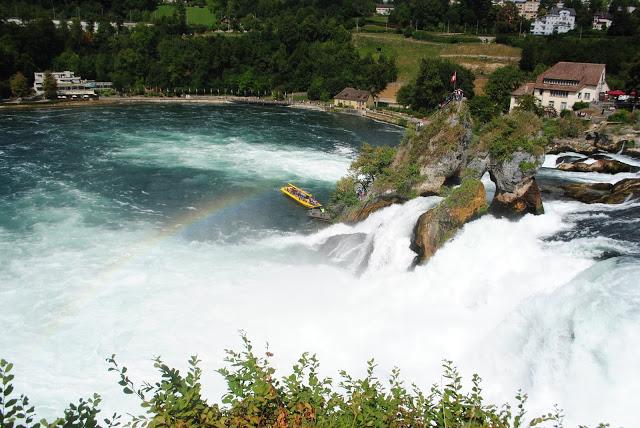 الاماكن السياحية في سويسرا