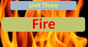 حل الوحدة الثالثة لغة انجليزية للصف العاشر الفصل الاول