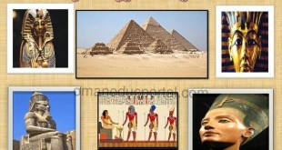 ملخص شرح درس الحضارة المصرية القديمة دراسات اجتماعية صف سابع فصل ثاني