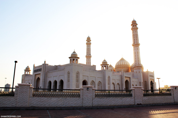 Sultan Taimur bin Faisal Mosque