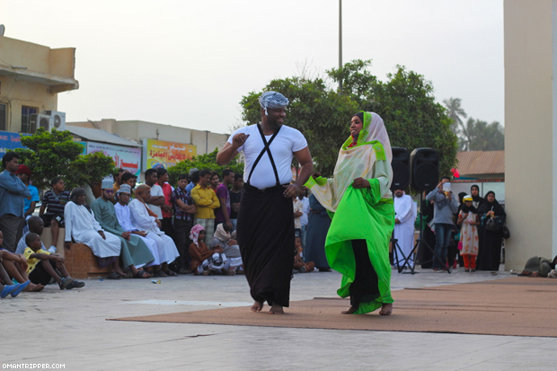 Khareef in Salalah - OmanTripper