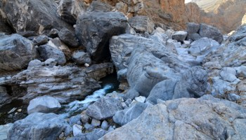 Wadi Al Arbaeen - OmanTripper