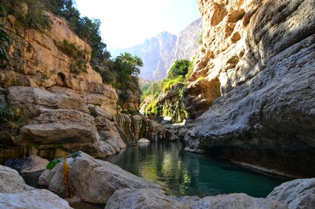 Risultati immagini per wadi tiwi oman