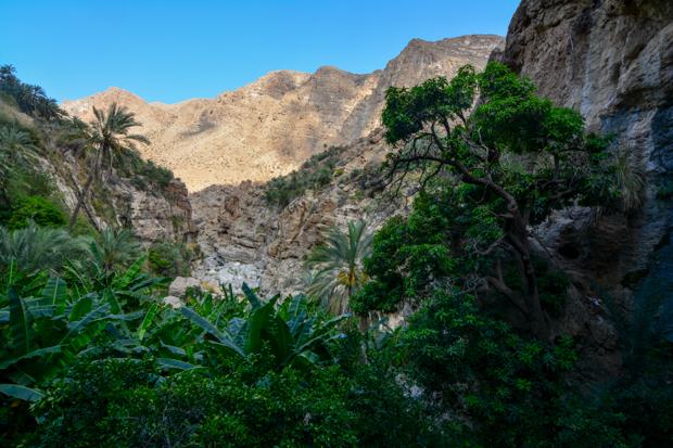 Wadi Tiwi & Mibam Village - OmanTripper