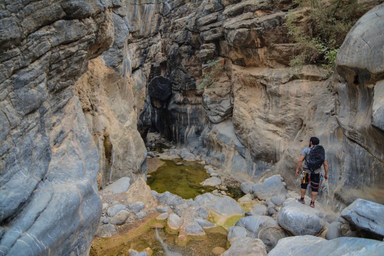 The Definitive Guide to Snake Canyon at Wadi Bani Awf
