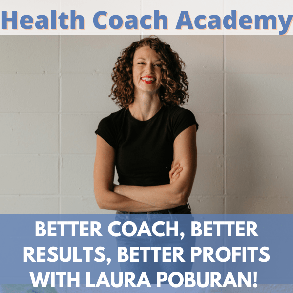 Better Coach, Better Results, Better Profits with Laura Poburan!