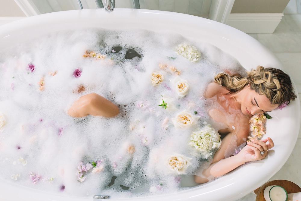 Sel De Bain Relaxant Pina Colada Aquatique Om Asana