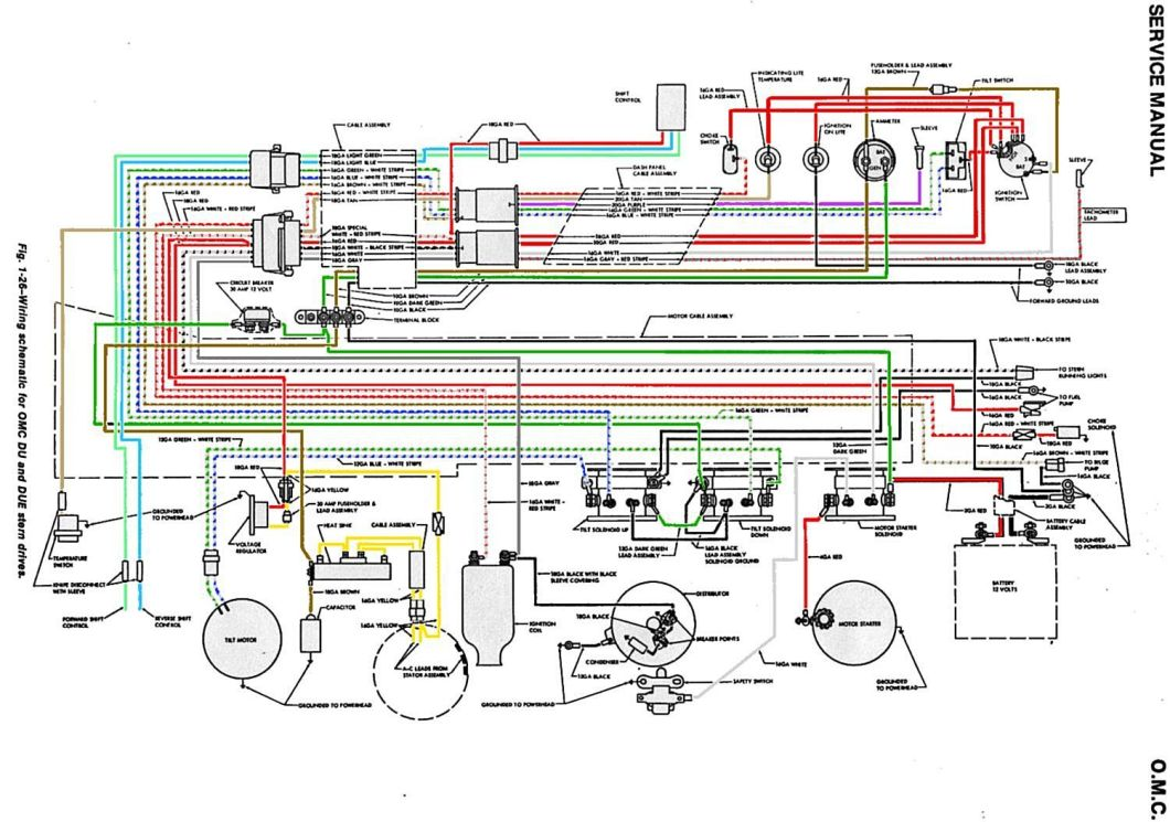 Boat Motor Schematic Yamaha 225 Outboard Wiring Diagram Dash Panel Trusted