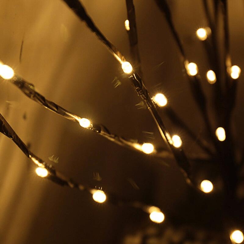 branche lumineuse led decoration salon