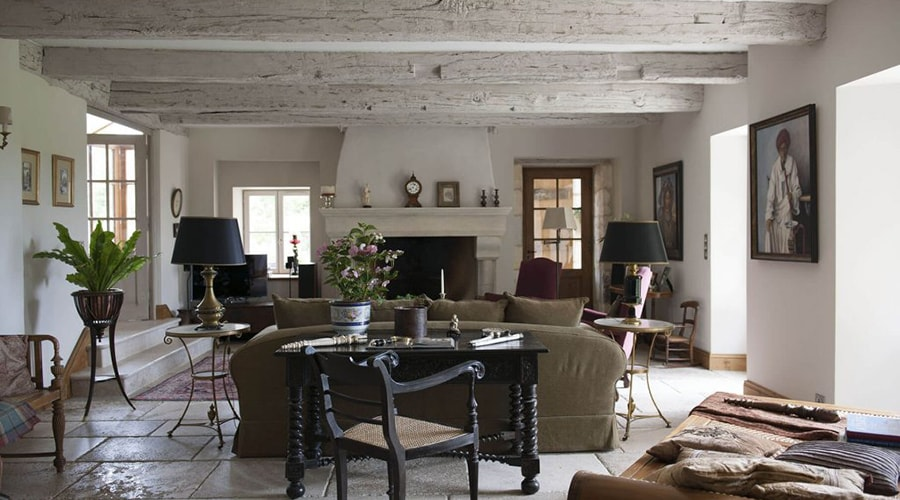 décoration intérieure de style classique
