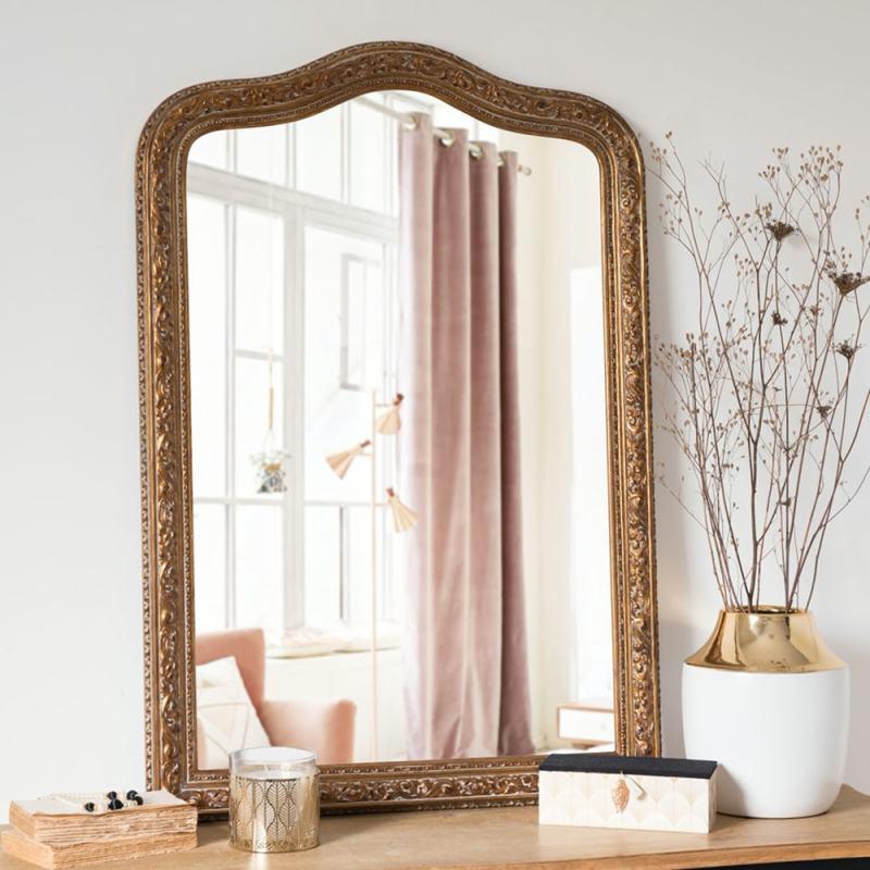 décoration tendance miroir antique