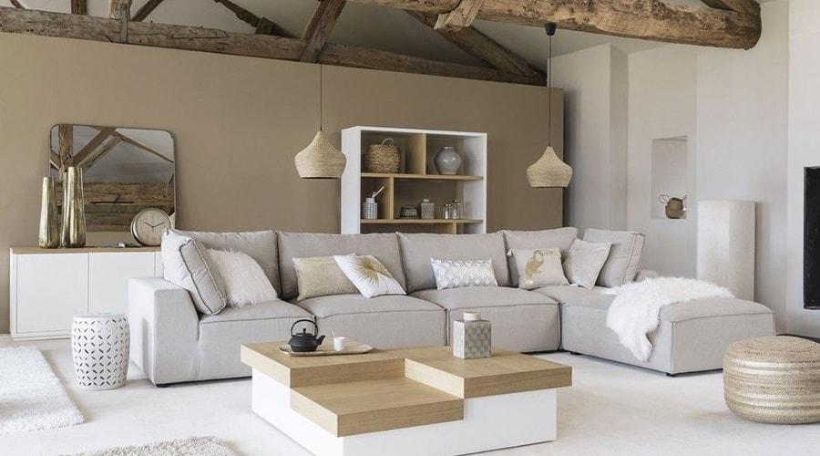 intérieur alléger décoration ambiance zen naturel