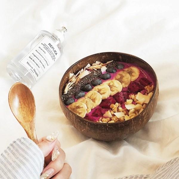 bol noix de coco décoration cuisine