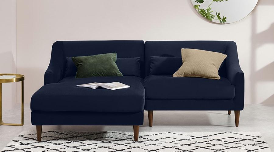 petit canapé angle pour petit salon