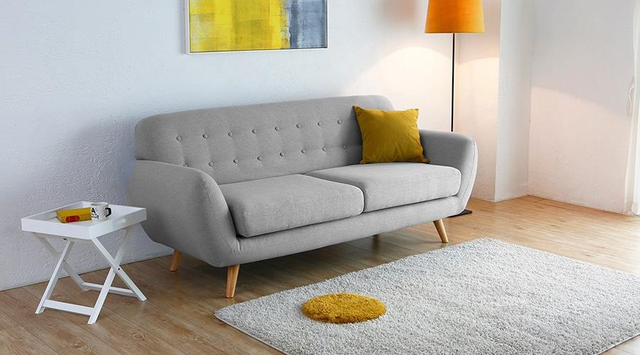petit canapé 2 places pour petit salon