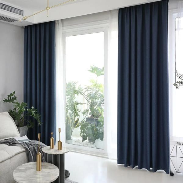 rideau moderne occultant décoration fenêtre