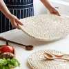 set de table en fibre de maïs