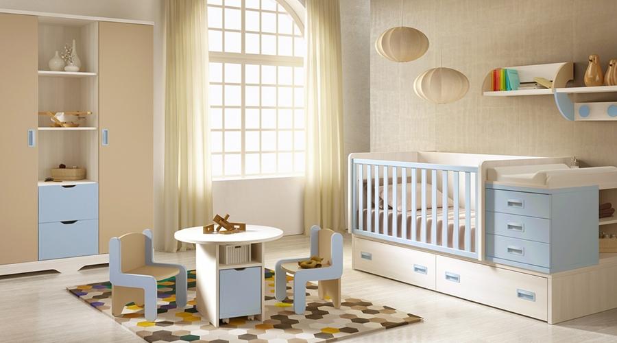 rangement chambre bébé décoration intérieur