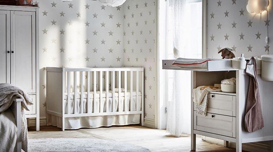 lit bébé accessoire décoration chambre
