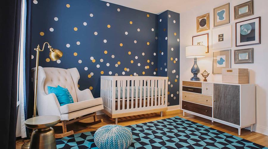 fauteuil déco chambre bébé
