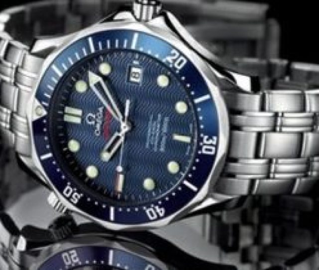 The Omega Seamaster 300 High Quality Replica Watch