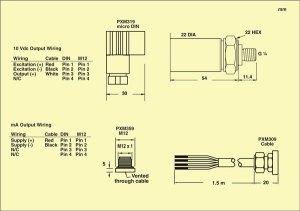 Pressure Transmitter for general use  Order online