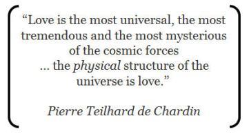 de Chardin Quote