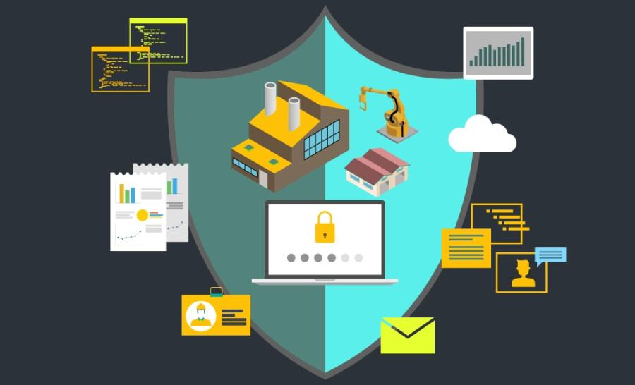 The importance of cyber-security for Manufacturers