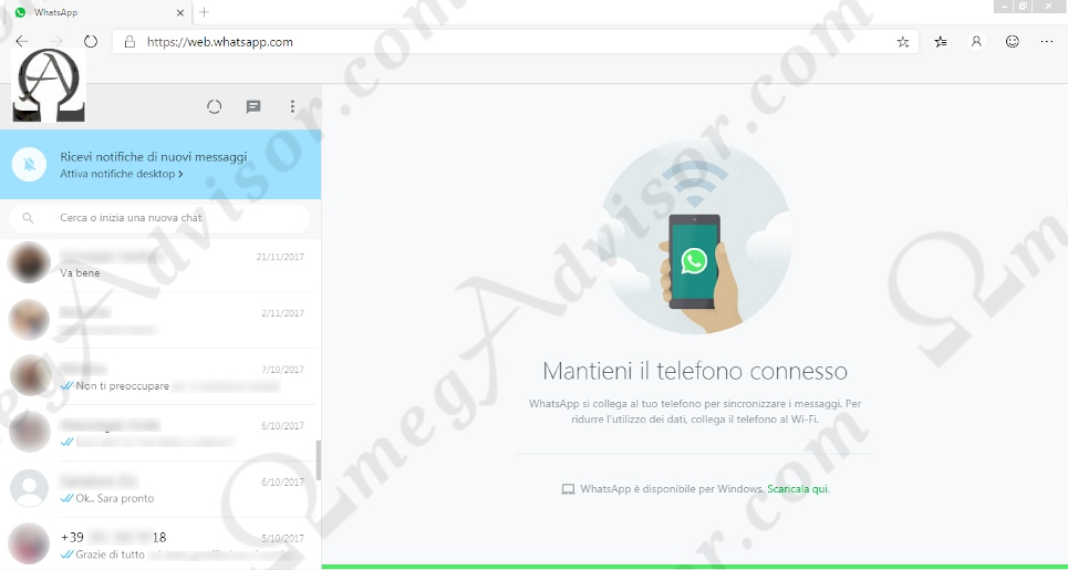 Come utilizzare WhatsApp e Telegram sul PC 006
