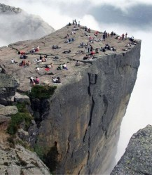 Pulpit Rock, Norway