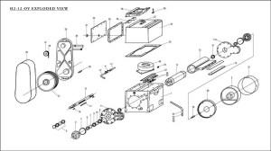 Rotary Piston Vacuum Pumps  OmegaVac, Inc  5628020025