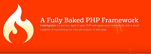 Best PHP Framework CodeIgniter