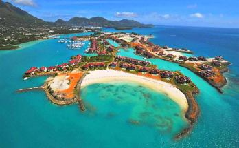 Eden island - Seychelles