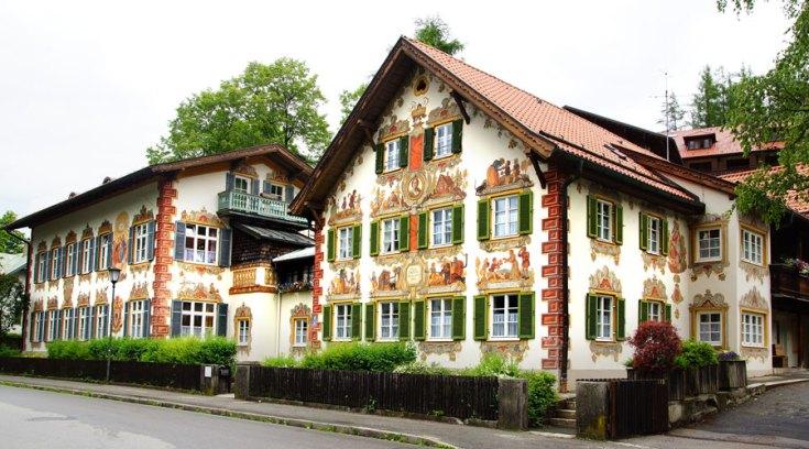 Oberammergau, Jerman