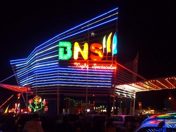 Batu Night Spectacular