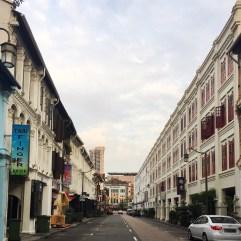 Mosque Street, Chinatown