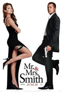 Poster do filme Sr. e Sra. Smith