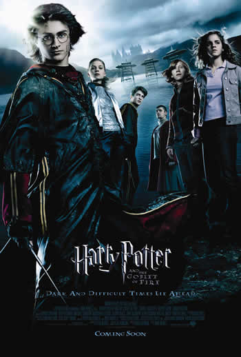 Harry Potter e o Cálice de Fogo (Dublado Dvd-Rip)