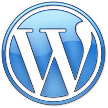 Log wordpress